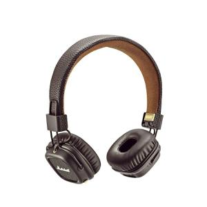 Casque Bluetooth avec Micro Marshall Major II BT - Marron