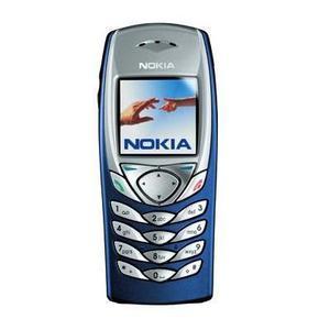 Nokia 6100 - Blau- Ohne Vertrag