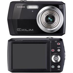 Compact - Canon Casio Exilim EX-Z16 - Noir