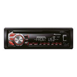 Radio de coche Pioneer DEH-1800UB - Negro