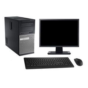 """Dell OptiPlex 9020 MT 19"""" Core i3 3,4 GHz - SSD 480 Go - 16 Go"""