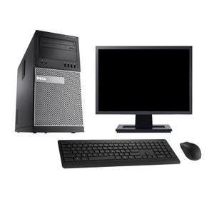 """Dell OptiPlex 9020 MT 22"""" Core i5 3,2 GHz - SSD 480 Go - 8 Go"""