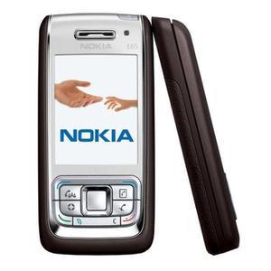 Nokia E65 0,05 Gb - Grau - Ohne Vertrag