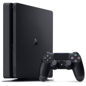 Sony PlayStation 4 Slim 500GB - pelikonsoli + Ohjain + FIFA 18 - Musta