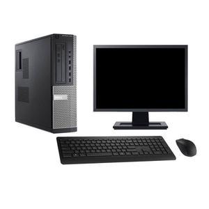 """Dell OptiPlex 7010 DT 19"""" Core i3 3,3 GHz - HDD 250 GB - 4GB"""