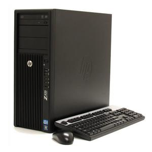 Hp Workstation Z420 Xeon E5 2,8 GHz - HDD 500 GB RAM 4 GB