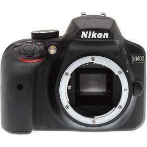 Reflex Nikon D3400  - Black