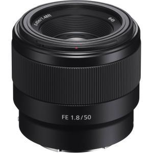 Sony Objektiv Sony FE 50mm f/1.8