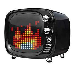 Divoom Tivoo V5.0 Speaker Bluetooth - Musta