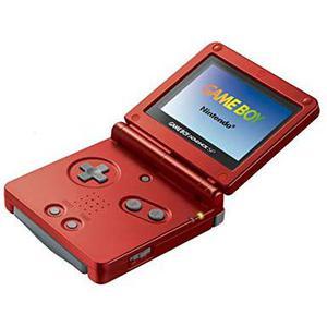Console - Nintendo Game boy Advance Sp - Rouge