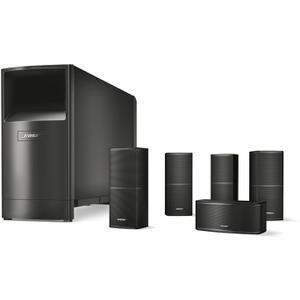 Barra de sonido Bose Acoustimass 10 Series V - Negro