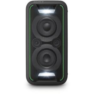 Lautsprecher Bluetooth Sony GTKXB5 - Schwarz