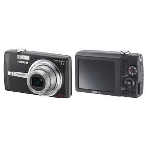 Kompakt - Fujifilm Finepix F480 - Schwarz