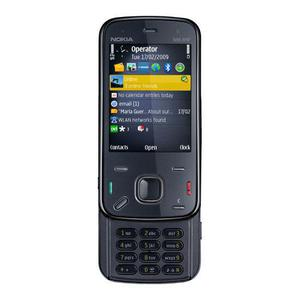 Nokia N86 - Schwarz- Ohne Vertrag