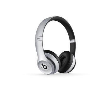 Beats By Dr. Dre SOLO 2 Kuulokkeet Melunvaimennus Gaming Bluetooth Mikrofonilla - Tähtiharmaa