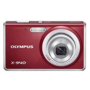 Compact - Olympus Digital CAM X-940 - Rouge