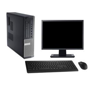 "Dell OptiPlex 790 DT 22"" Core i3 3,3 GHz - HDD 2 tb - 16GB AZERTY"