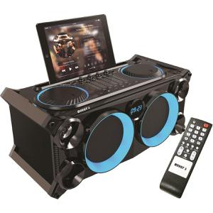 Lautsprecher  Bluetooth Boost Inbox280 - Schwarz / Blau
