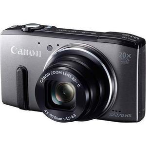 Kompak - Canon PowerShot SX270 - Schwarz