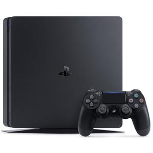 Sony PlayStation 4 Slim 1 TB + Red Dead Redemption II - Zwart