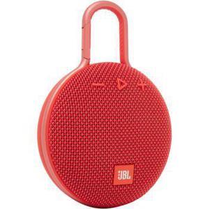 Altavoces  Bluetooth Jbl Clip 3 - Rojo