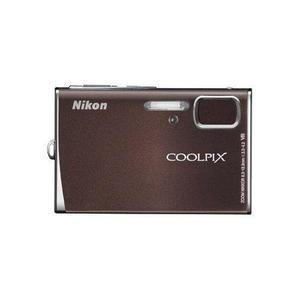 Compatto - Nikon Coolpix S51 - Cioccolato