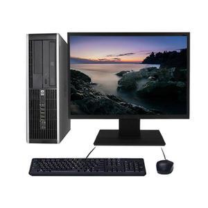 """Hp Compaq Pro 6305 SFF 19"""" A4 3,4 GHz - SSD 240 Go - 4GB"""