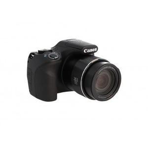 Bridge Canon Powershot SX 520 HS - Musta + Objektiivi Canon 24–1200mm f/3.4–6.5