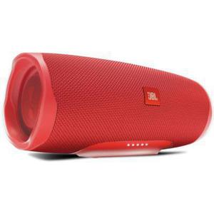Altavoces  Bluetooth Jbl Charge 4 - Rojo