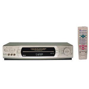 Sharp VC-FH30 DVD-Player