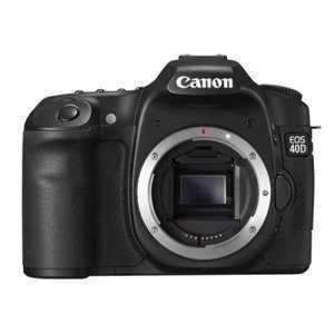 Reflex - Canon EOS 40D - Estuche Nude - Negro