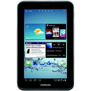 """Galaxy Tab 2 (2012) 7"""" 8GB - WLAN - Silber - Ohne Vertrag"""
