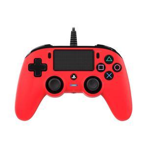 Compact Playstation 4 Nacon Controller Controller - Rot