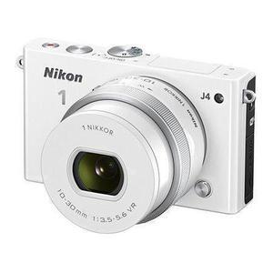 Nikon 1 J4 Hybrid 18Mpx - White