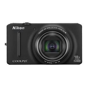 Compact  Nikon Coolpix S9200 - Noir