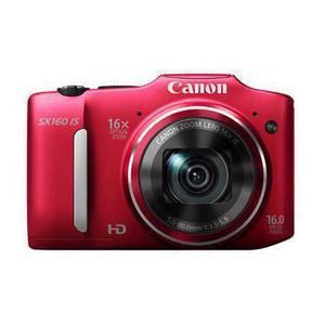 Kompakt Canon SX160 IS - Rot