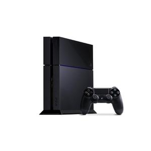 Console Sony Playstation 4 1 To + 4 jeux PES 2016 / Uncharted the nathan drake collection / The last of US / GOD OF WAR III - Noir