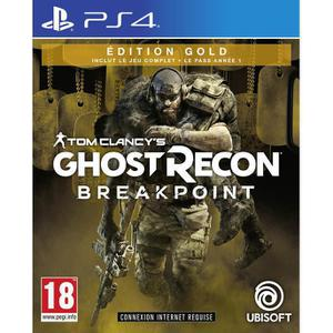 Tom Clancy's Ghost Recon Breakpoint Gold Edition - PlayStation 4 - PlayStation 4