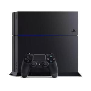 Konsoli Sony PlayStation 4 1TB +1 Ohjain + Street Fighter V - Musta