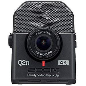 Caméra Zoom Q2N-4K USB / micro HDMI - Noir