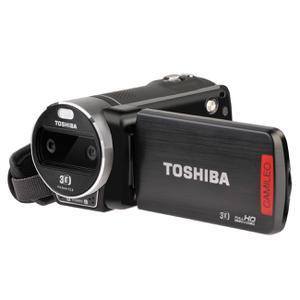 Videokamera Toshiba Camileo Z100 - Musta