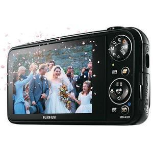 Fujifilm FinePix Real 3D W3 Compact 10 - Black