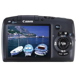 Kompaktkamera Canon PowerShot SX110 IS - Schwarz - Objektiv Canon 36-360mm f/2.8-4.3