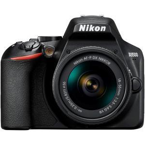 Reflex - Nikon D3500 + AF-P 18-55VR - Noir