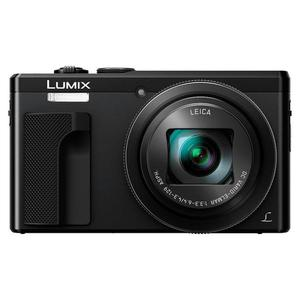 Kompaktikamera - Panasonic Lumix DMC-TZ80 - Musta + Leica DC Vario-Elmar 4.3 - 129 mm f/3.3 - 6.4 ASPH- Objektiivi