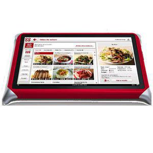 "Qooq V1 (Helmikuu 2012) 10,1"" 8GB - WiFi - Punainen - Ilman Sim-Korttipaikkaa"