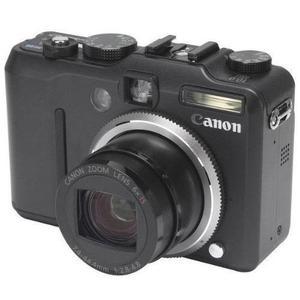 Cámara compacta Canon PowerShot G7 - Negro + lente Canon Zoom Lens 35-210 mm f/2.8-4.8