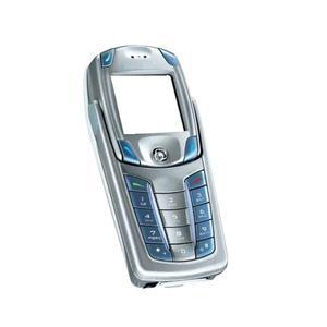 Nokia 6820 - Grau/Blau- Ohne Vertrag