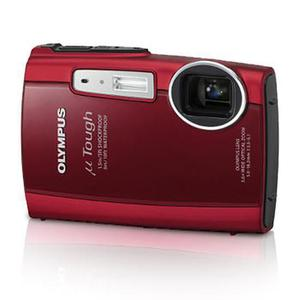 Compacto - Olympus ? TOUGH-3000 - Rojo
