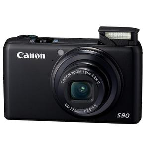 Compact - Canon PowerShot S90 - Noir